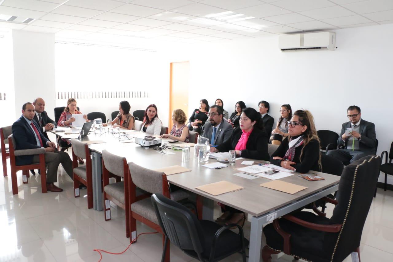 Instalación del grupo de trabajo para la implementación de la reforma laboral 10072019- 3.jpeg