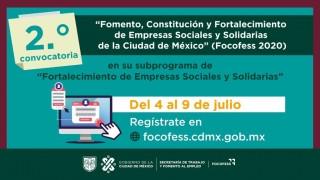 La STyFE publicó convocatoria para fortalecimiento de cooperativas de la Ciudad de México